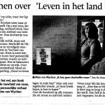 artikel gelderlander J. van Ginneken